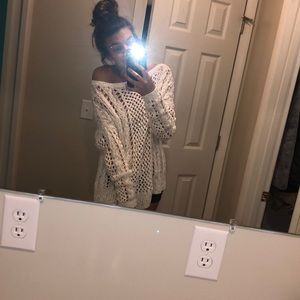 Abercrombie and Fitch Oversized Sweater